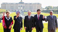 BRICS-leaders