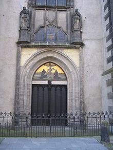 Wittenberg_theses-door