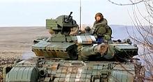 Debaltseve_tank