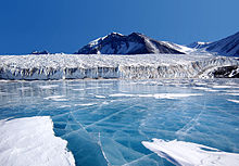 Antarctic-blue-ice