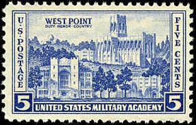 West_Point_stamp