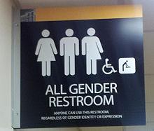Genders-restroom