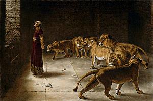 Daniel-lion